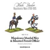 Napoleonic Wars: Marshal Ney & Mounted French Officer