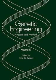Genetic Engineering: Principles and Methods