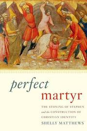 Perfect Martyr by Shelly Matthews