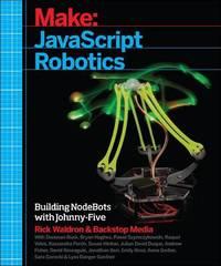 Javascript Robotics by Backstop Media