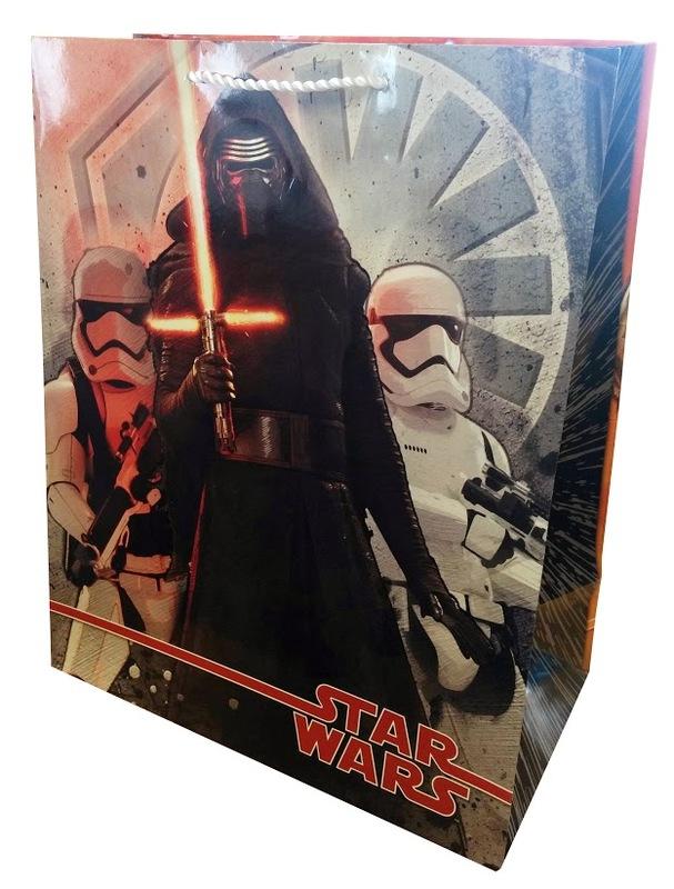 Star Wars: The Force Awakens - Large Gift Bag