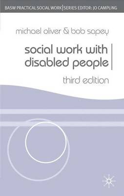 Social Work with Disabled People by Michael Oliver image