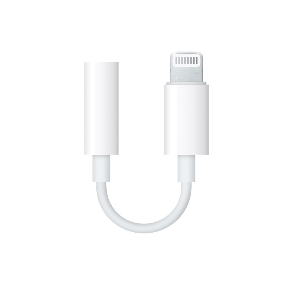 Apple Lightning to 3.5 mm Headphone Jack Adapter image