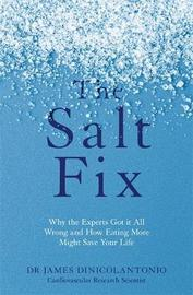 The Salt Fix by James Dinicolantonio