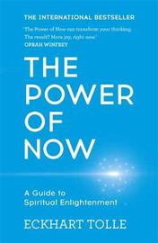 The Power of Now by Eckhart Tolle image