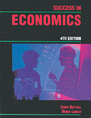 Success in Economics by Derek Lobley image
