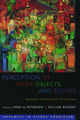 Perception of Faces, Objects and Scenes image