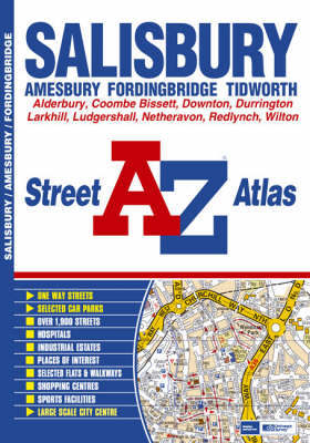 Salisbury Street Atlas image