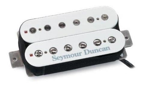 Seymour JB Trembucker White
