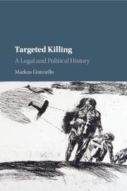 Targeted Killing by Markus Gunneflo image