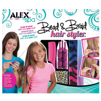 Alex Spa - Bead & Braid Hair Styler