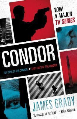 Condor (film Tie-in) by James Grady image