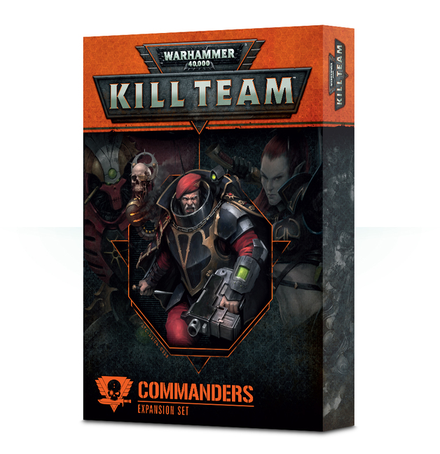 Warhammer 40,000: Kill Team Commanders