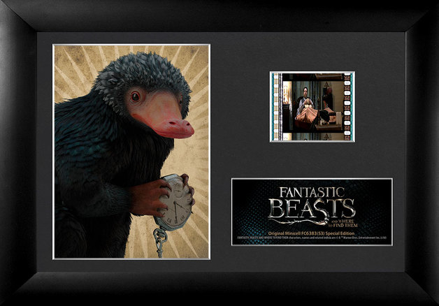 FilmCells: Mini-Cell Frame - Fantastic Beasts (Niffler)