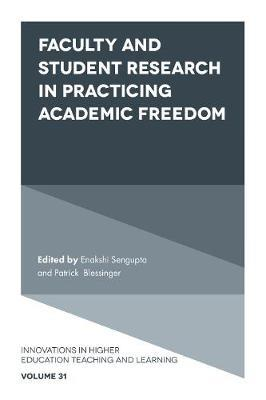 Faculty and Student Research in Practicing Academic Freedom
