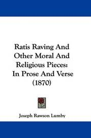 verse and prose of morality and religion