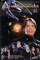 Andromeda 2.1 on DVD