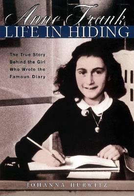 Anne Frank by Johanna Hurwitz image