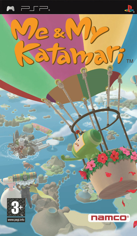 Me & My Katamari for PSP