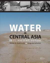 Water in Central Asia by Victor A. Dukhovny image
