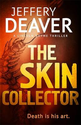 The Skin Collector by Jeffery Deaver image