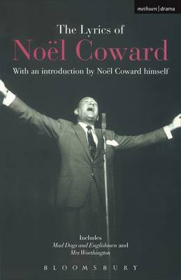 The Lyrics of Noel Coward by Noel Coward image