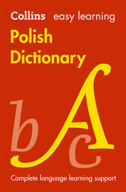 Collins Easy Learning Polish Dictionary by Collins Dictionaries