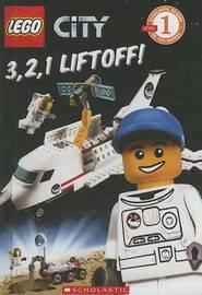 3, 2, 1, Liftoff! by Sonia Sander