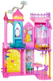 Barbie: Rainbow Cove - Princess Castle Playset