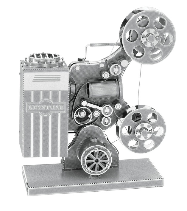 Metal Earth: Movie Projector - Model Kit