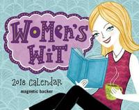 Women'S Wit 2018 Mini Day-to-Day Calendar by Andrews McMeel Publishing