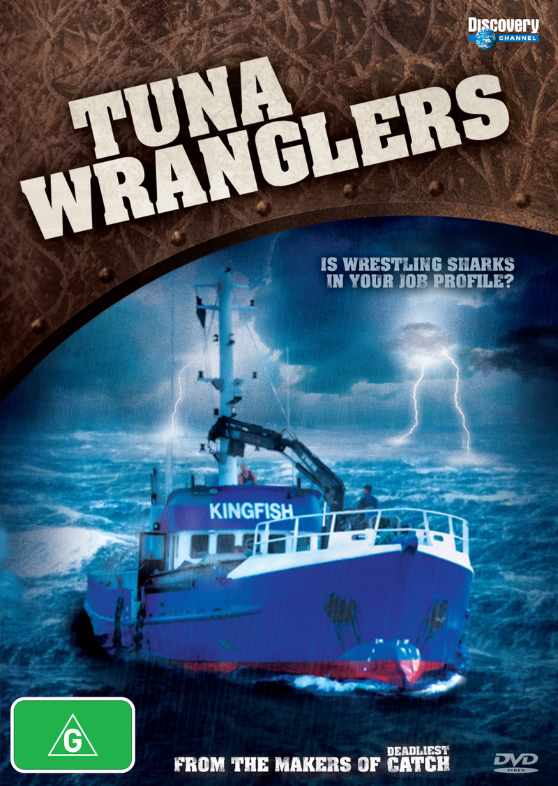Tuna Wranglers (Discovery Channel) on DVD image