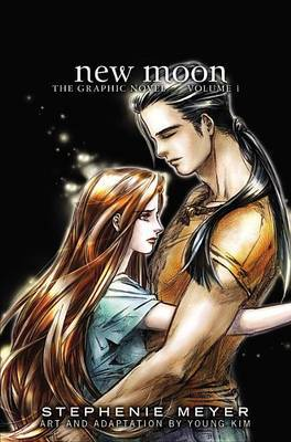 New Moon: The Graphic Novel, Vol. 1 by Youn-Kyung Kim image