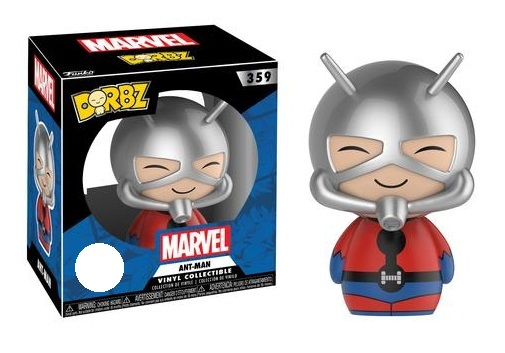 Marvel - Ant-Man (Classic Ver.) Dorbz Vinyl Figure image