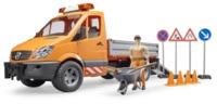 Bruder: MB Sprinter - Municipal Truck