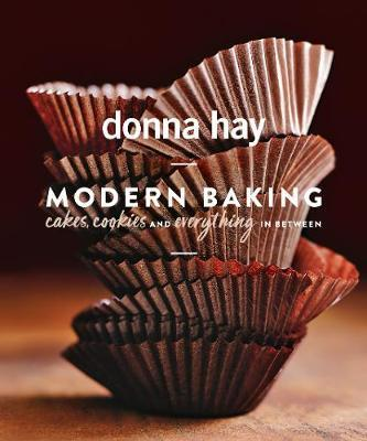 Modern Baking by Donna Hay image