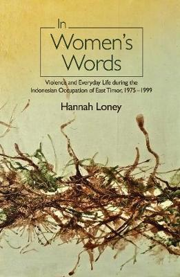 In Womens Words by Hannah Loney image
