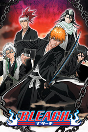 Bleach Maxi Poster - Chained (852)