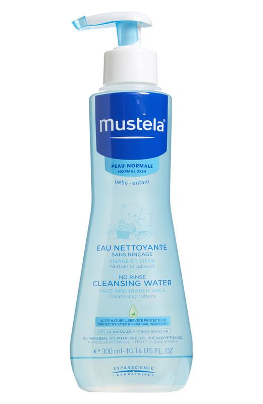 Mustela: No Rinse Cleansing Water (300ml)