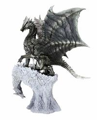 Capcom Figure Builder Creators Model Kushala Daora (Reprint Edition)