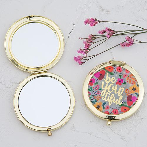 Natural Life: Compact Mirror - Beyoutiful