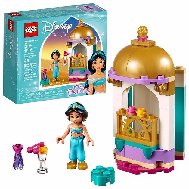 LEGO Disney - Jasmine's Petite Tower (41158)