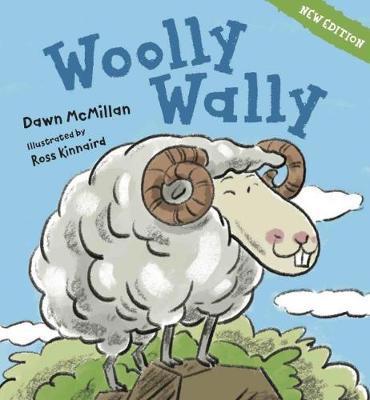 Woolly Wally by Dawn McMillan