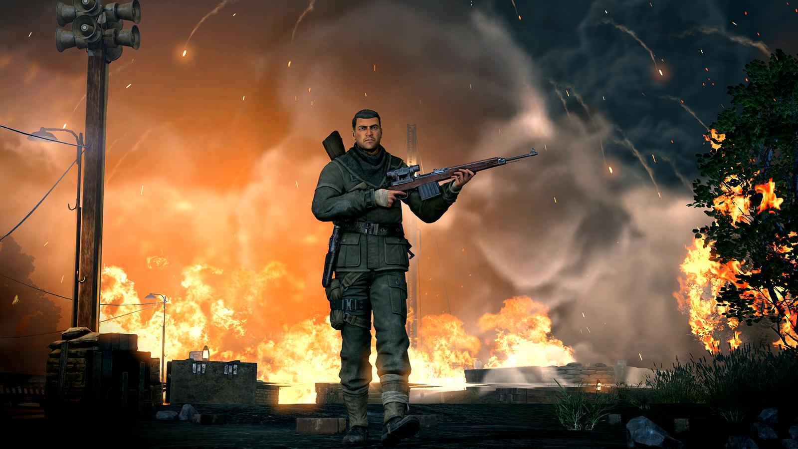 Sniper Elite V2 Remastered for Switch image