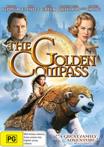 The Golden Compass on DVD