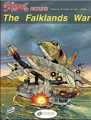 Biggles Recounts: Falklands War by B. Asso image