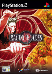 Raging Blades for PS2