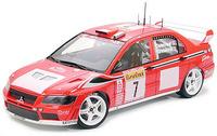 Tamiya Mitsubishi Lancer Evolution VII WRC 1:24 Kitset Model
