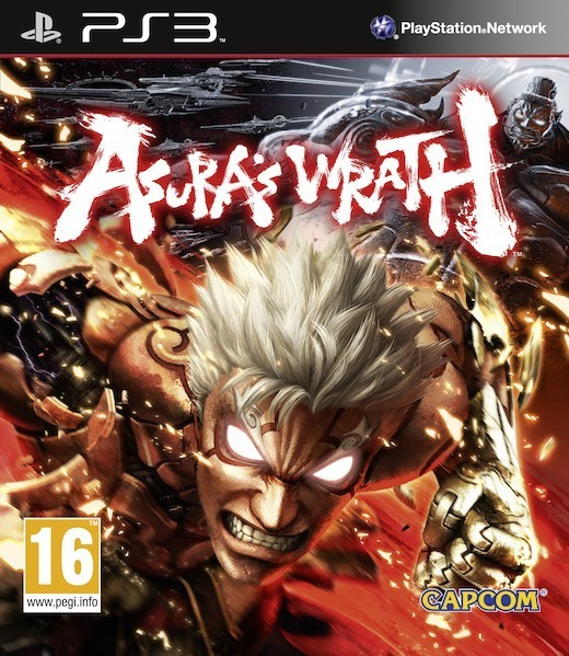 Asura's Wrath for PS3