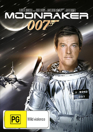 Moonraker (2012 Version) on DVD